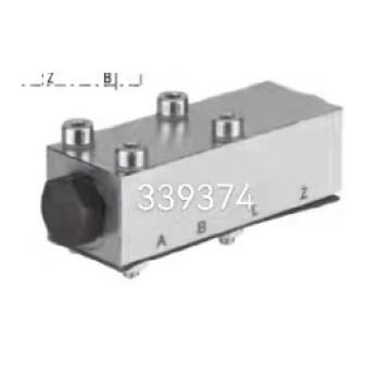 AMF 单向阀,339374