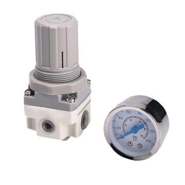 斯曼特 調壓閥,SR20-02,G1/4,鋁合金