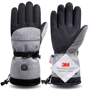巴爾杉 電加熱手套(含電池)三擋溫控,均碼
