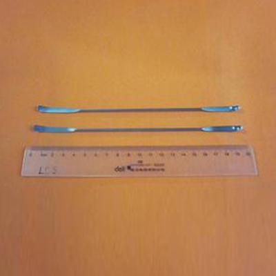 不锈钢刮勺,2mm,长19.5cm