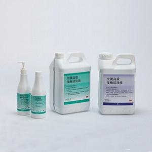安必洁快速多酶清洗液5L,3瓶/箱