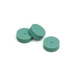 进样口隔垫,9 mm,不粘连高级绿色,50/包