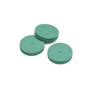 进样口隔垫,11 mm,不粘连高级绿色,100/包