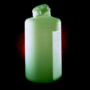 NALGENE圆顶瓶,聚丙烯,380L容量