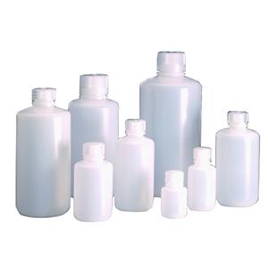 窄口瓶,125 ml,天然HDPE
