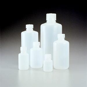 窄口包装瓶,125 ml,HDPE