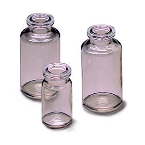 NALGENE未灭菌,血清瓶,Crimp Finish,聚对苯二酸乙二醇酯共聚物,10毫升容量,每箱1260