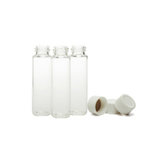 Strg Vial Kit,12mL,19x65 Clear,15-425Cap