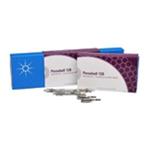 Poroshell 120,EC-C18, 4.6x75mm,2.7um