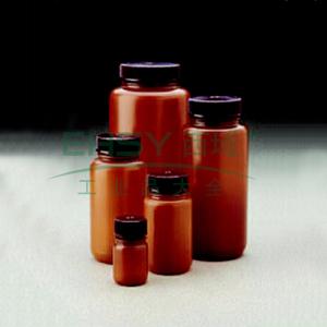 HDPE棕色广口瓶,1000ml