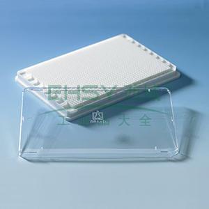 BRAND板盖,适用于BRANDplates® 1536孔微孔板,不含凝结环,50个/包