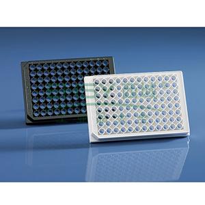 BRANDplates® 微孔板,96孔,cellGrade™premium,PS材质,白色,底透,灭菌,50个/包