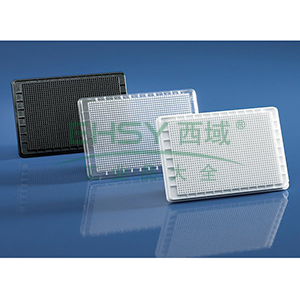 BRANDplates® 微孔板,1536孔,cellGrade™,PS材质,黑色,F形底,灭菌,50个/包