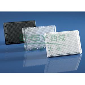 BRANDplates® 微孔板,1536孔,cellGrade™,PS材质,透明,F形底,灭菌,50个/包