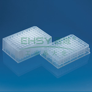 BRAND深孔板,PP材质,1.1ml,未灭菌,24个/箱
