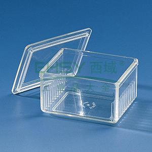 BRAND染色槽,PMP材质,Schiefferdecker式,可以放置20张载玻片,4个/包