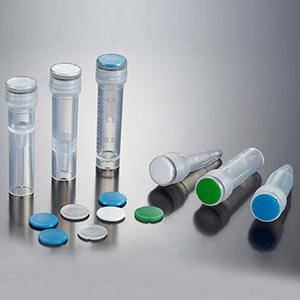 冷冻管,0.5ml,0.5ml,圆锥底,灭菌,无DNA、RNA、无热原,50支/包,5000支/箱