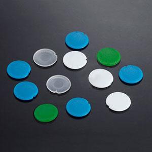 色标压片,Φ10.8mm,蓝色,未消毒,500个/袋,5000个/箱