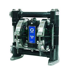 """固瑞克/GRACO D31211 3/8""""金属壳体气动隔膜泵"""