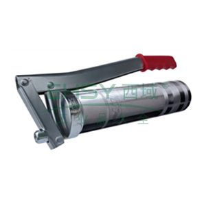 MATO 3012090 手动压杆式黄油枪,出口M10x1螺纹,带硬管