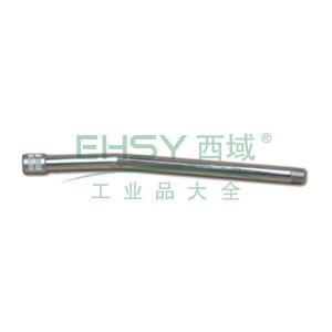 MATO 3240448 黄油枪硬弯管150mm,带通用接头,螺纹M10x1