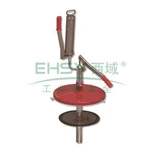 MATO 3380502 手动黄油桶泵,用于5kg内径165-200mm黄油桶