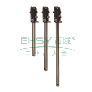 MATO 3410254 55:1黄油泵,用于10-25kg油桶,吸油管长495mm