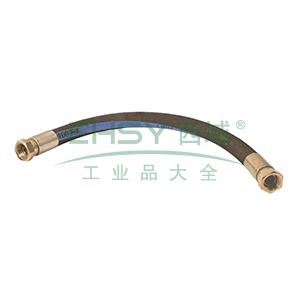 "MATO 3471224 吸油软管,内径1"",两端带1""母接头,长500mm"