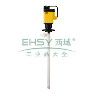 LUTZ 0122-205/0060-000/0204-422 聚偏二氟乙烯气动插桶泵