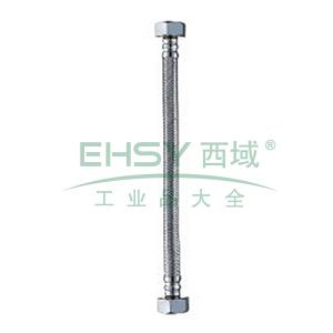 """埃美柯/AMICO 608A-1500mm 1/2""""水暖编织连接软管系列"""