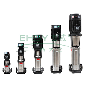 莲盛/liansheng LQDLF4-10,2.2kw LQDL不锈钢304立式多级离心泵