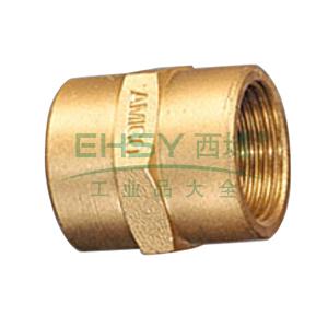 埃美柯/AMICO 680-22 黄铜内螺纹接头