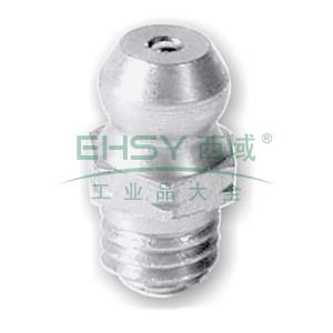 MATO 3281205 塔形直油嘴,螺纹M10x1,不锈钢304,100pcs/盒