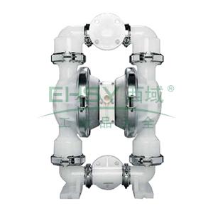 """威尔顿/wilden P.025/ PPPPP/WFS/TF/PWF 1/4""""非金属壳体气动隔膜泵"""