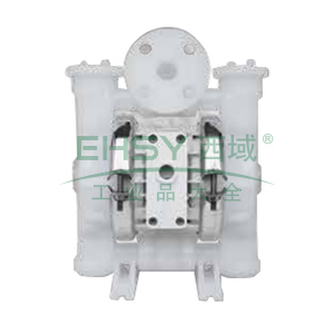 """威尔顿/wilden P4/PPAPP/TNU/TF/PTV 1_1/2""""非金属壳体气动隔膜泵"""