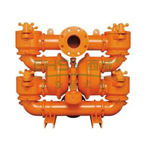 """威尔顿/wilden T2/AAAAB/BNS/BN/ABN/0014 1""""金属壳体气动隔膜泵"""