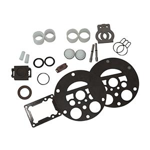 """胜佰德/SANDPIPER 476.042.635 流体维修包,特氟隆膜片,适用2""""金属泵"""