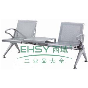 金属等候椅,双人位1750*670*880