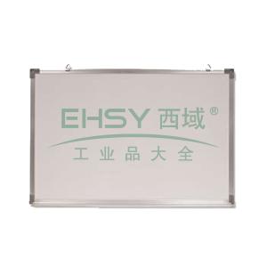 单面铝框磁性白板,3600×1200mm