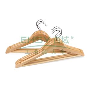 实木衣架,10只/组