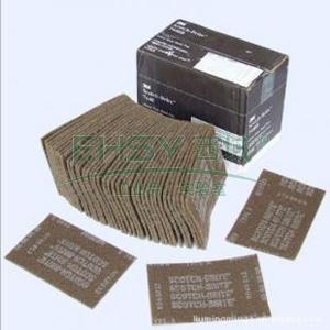 工业百洁布,3M 7440B 150mm*230mm ,40片/箱
