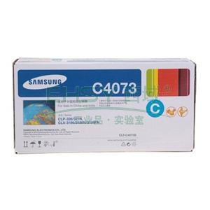 三星硒鼓, CLT-C4073S   青色 (适用 CLP-326/321N、CLX-3186/3186N/3186FN、1000页)