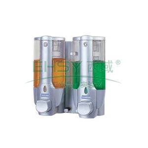手动皂液器,  2个包装 ZYQ-138S(白)