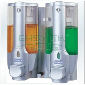 手动皂液器,  2个包装 ZYQ-138S(银)