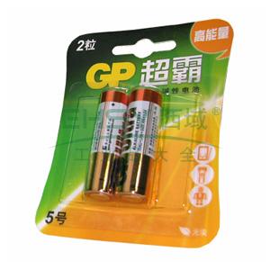 超霸5号电池,碱性 AA