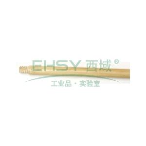Trust木质扫帚柄,螺纹接头 清漆 2.4cm×152cm