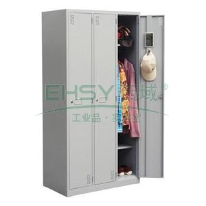 三门更衣柜, 1800×900×500mm,仅限上海地区