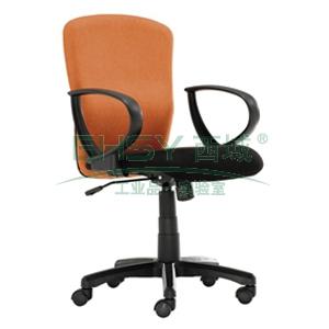 办公椅,尺寸87*61*63 尼龙脚
