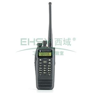 数字无线对讲机,IP57防护标准,PMNN4066 IMPRES智能锂电池1500mAH,1000信道,GPS(如需调频,请告知)