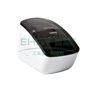 兄弟热敏电脑标签打印机,QL-700 适配DK耗材